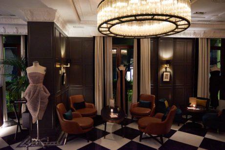 Diseños de la colección Arrecife de Miguel Marinero en Hotel Único